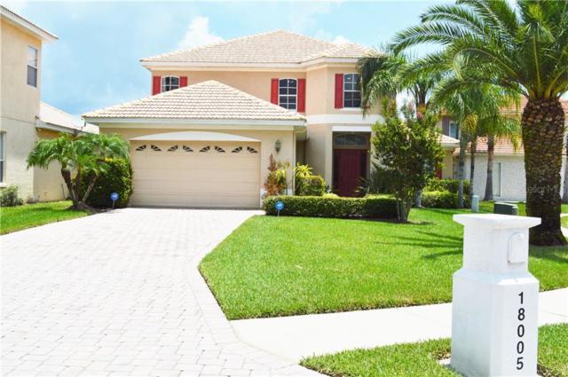 18005 Cozumel Isle Drive, Tampa, FL 33647 (MLS #T3184772) :: Team Bohannon Keller Williams, Tampa Properties