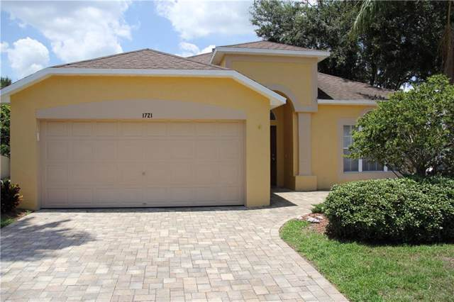 1721 Crossvine Court, Trinity, FL 34655 (MLS #T3185554) :: Premier Home Experts