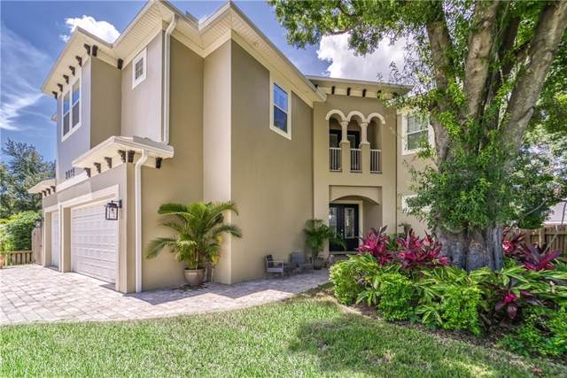 3815 W El Prado Boulevard, Tampa, FL 33629 (MLS #T3186681) :: The Nathan Bangs Group