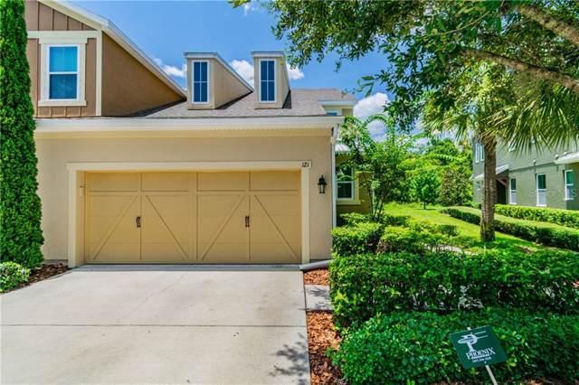 121 Villa Preserve Avenue, Lutz, FL 33548 (MLS #T3187750) :: Delgado Home Team at Keller Williams