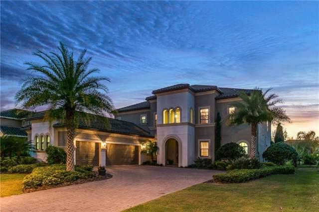 9113 Tillinghast Drive, Tampa, FL 33626 (MLS #T3187901) :: Delgado Home Team at Keller Williams