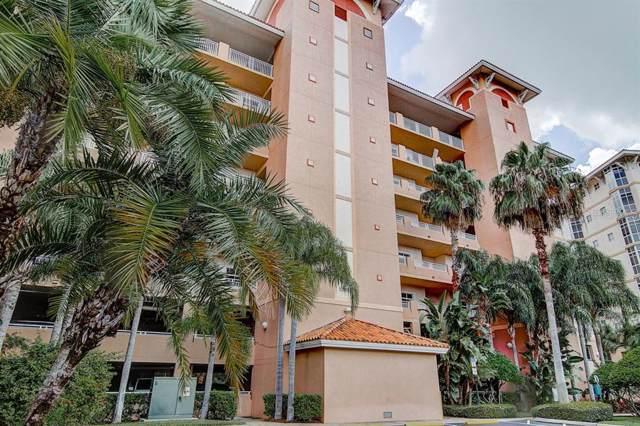 12055 Gandy Boulevard N #235, St Petersburg, FL 33702 (MLS #T3188099) :: Armel Real Estate