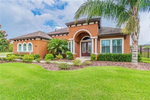 8616 Tradescant Loop, Land O Lakes, FL 34637 (MLS #T3188642) :: Cartwright Realty