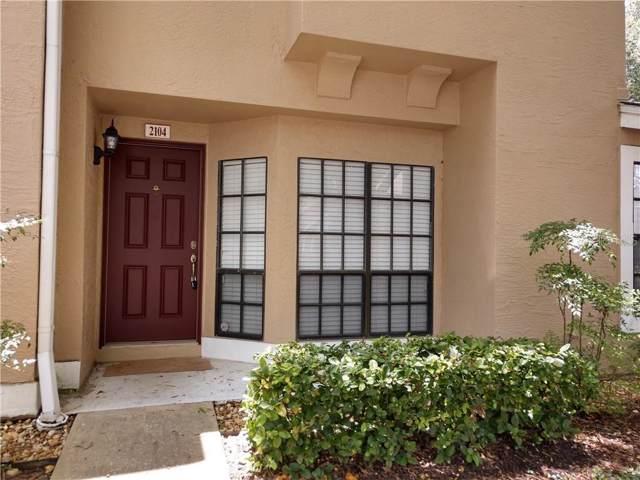 5100 Burchette Road #2104, Tampa, FL 33647 (MLS #T3188998) :: Delgado Home Team at Keller Williams