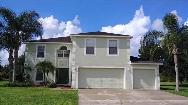 2623 Derby Glen Drive, Lutz, FL 33549 (MLS #T3190852) :: Team Bohannon Keller Williams, Tampa Properties