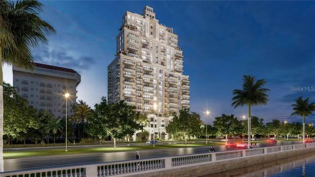 2103 Bayshore Boulevard #2201, Tampa, FL 33606 (MLS #T3191332) :: The Duncan Duo Team