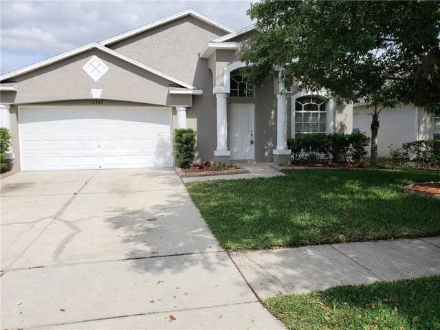 7344 Spandrell Drive, Wesley Chapel, FL 33545 (MLS #T3191562) :: Florida Real Estate Sellers at Keller Williams Realty