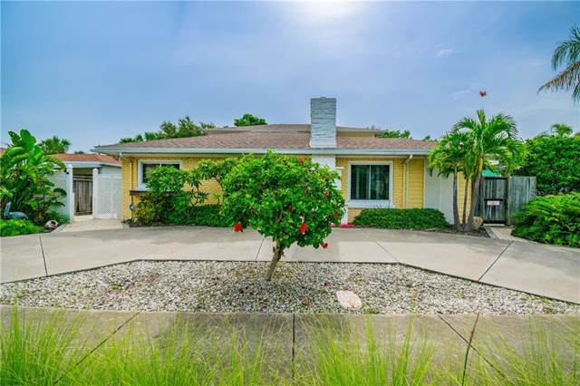 861 Mandalay Avenue, Clearwater Beach, FL 33767 (MLS #T3192358) :: Florida Real Estate Sellers at Keller Williams Realty