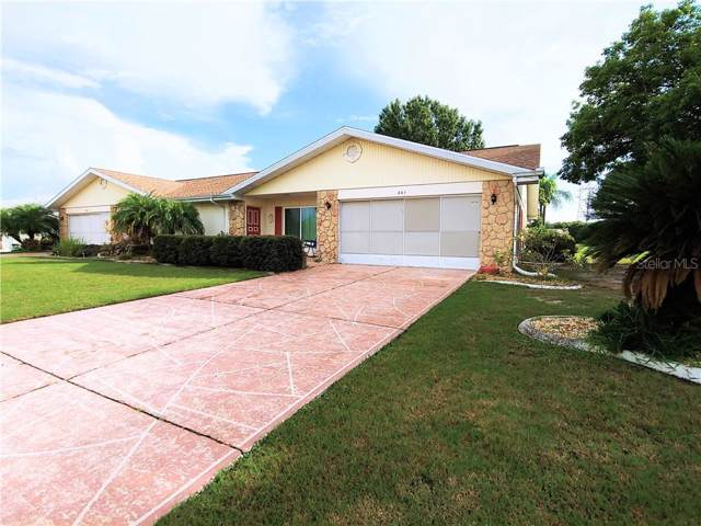 201 Sola Lane, Sun City Center, FL 33573 (MLS #T3192736) :: Florida Real Estate Sellers at Keller Williams Realty