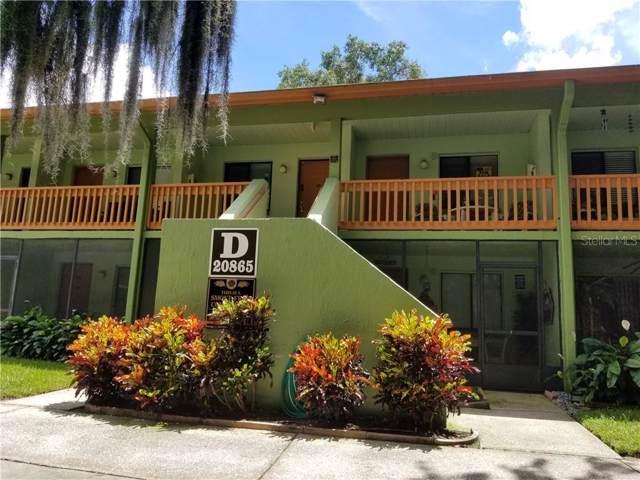 20865 Haulover Cove D2, Lutz, FL 33558 (MLS #T3192846) :: Armel Real Estate