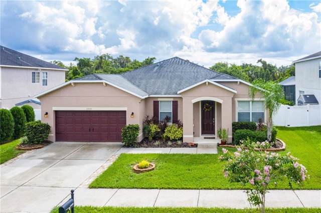 11020 Pond Pine Drive, Riverview, FL 33569 (MLS #T3193057) :: Team Bohannon Keller Williams, Tampa Properties
