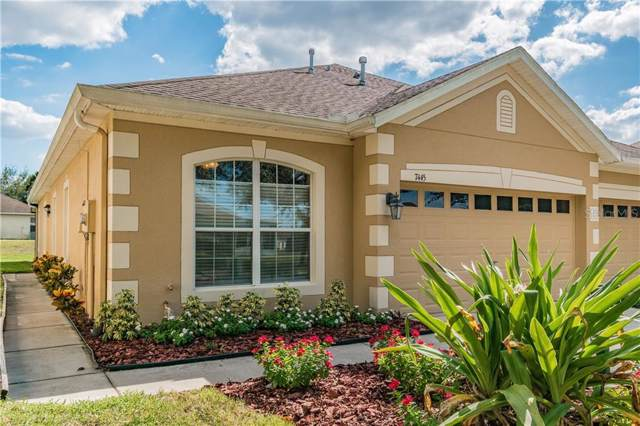 7445 Surrey Wood Lane, Apollo Beach, FL 33572 (MLS #T3193435) :: Lockhart & Walseth Team, Realtors