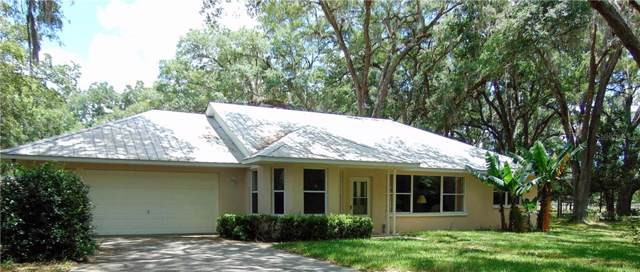 21401 Ayers Road, Brooksville, FL 34604 (MLS #T3193524) :: Florida Real Estate Sellers at Keller Williams Realty
