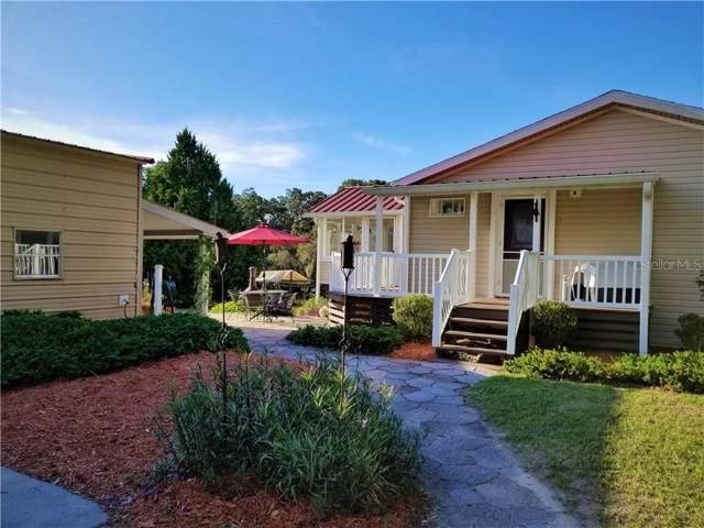 9171 Jayson Drive, Brooksville, FL 34613 (MLS #T3193810) :: White Sands Realty Group