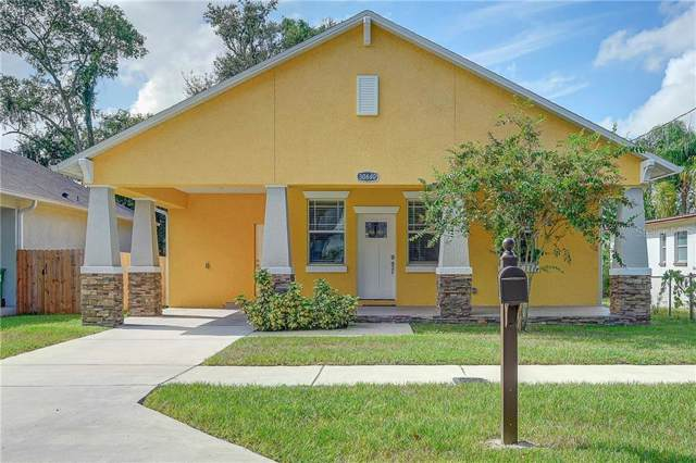 306 W Comanche Avenue 1/2, Tampa, FL 33604 (MLS #T3194337) :: The Duncan Duo Team