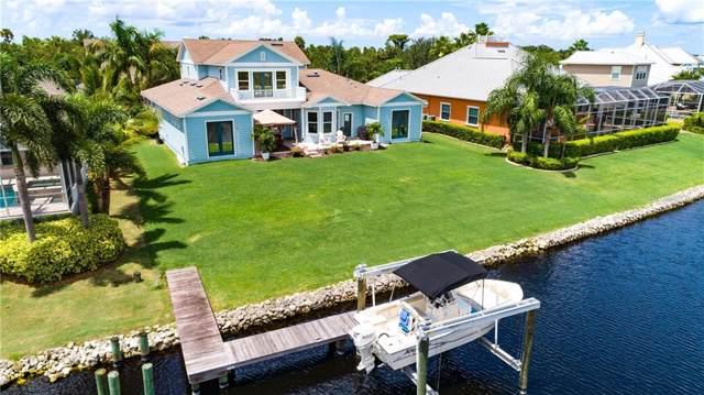 631 Manns Harbor Drive, Apollo Beach, FL 33572 (MLS #T3194913) :: The Duncan Duo Team