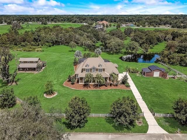 114 Alafia Estates Lane, Plant City, FL 33567 (MLS #T3195755) :: The Light Team