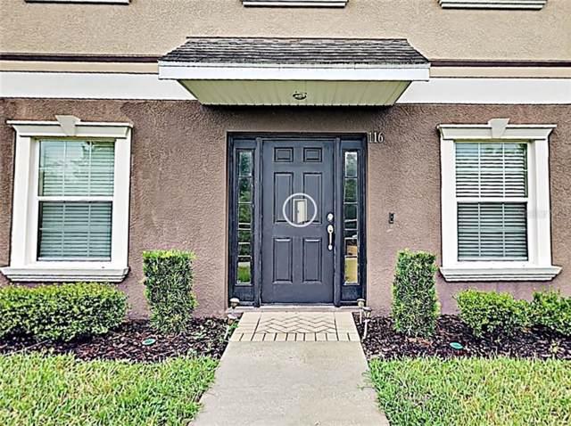 10144 Arbor Run Drive #116, Tampa, FL 33647 (MLS #T3197151) :: Team Bohannon Keller Williams, Tampa Properties