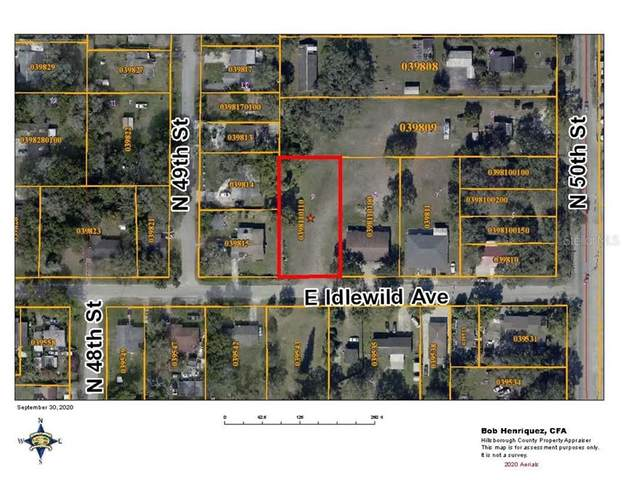 4904 E Idlewild Avenue, Tampa, FL 33610 (MLS #T3197345) :: Lockhart & Walseth Team, Realtors