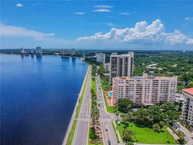 2401 Bayshore Boulevard #1007, Tampa, FL 33629 (MLS #T3198368) :: Team 54