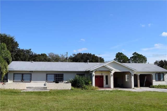 19131 Huckavalle Road, Odessa, FL 33556 (MLS #T3203061) :: Team Bohannon Keller Williams, Tampa Properties