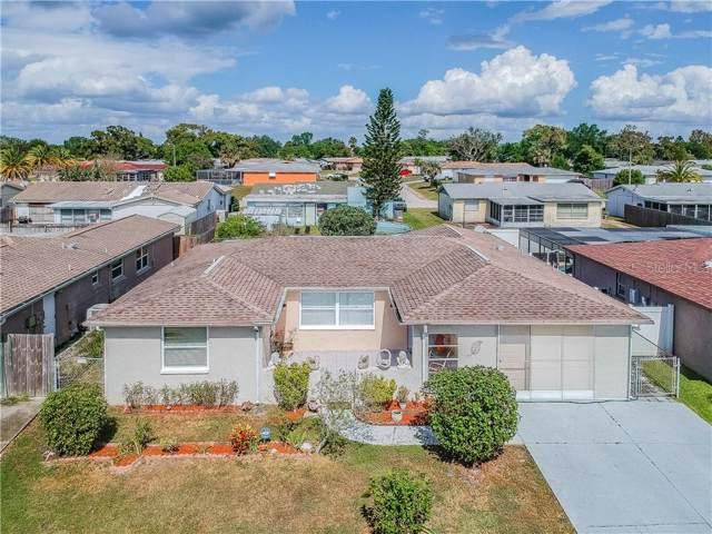 9808 Lakeside Lane, Port Richey, FL 34668 (MLS #T3203936) :: Bustamante Real Estate