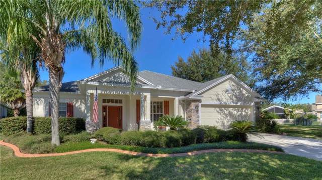 7717 Whispering Wind Drive, Land O Lakes, FL 34637 (MLS #T3204077) :: Bustamante Real Estate