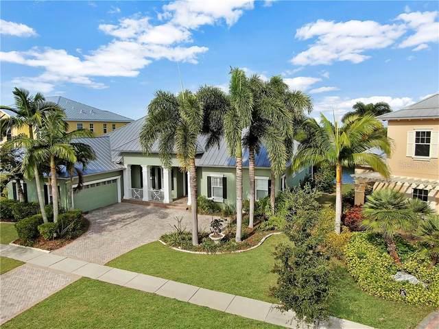 819 Islebay Drive, Apollo Beach, FL 33572 (MLS #T3204687) :: Team Bohannon Keller Williams, Tampa Properties