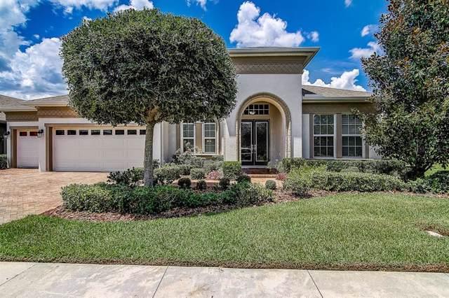 7121 Hatpin Loop, Zephyrhills, FL 33545 (MLS #T3204905) :: Florida Real Estate Sellers at Keller Williams Realty