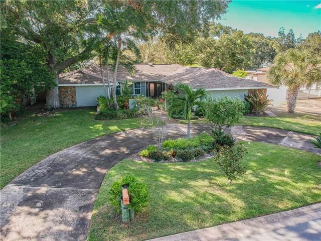 824 Seacrest Drive, Largo, FL 33771 (MLS #T3205303) :: Griffin Group