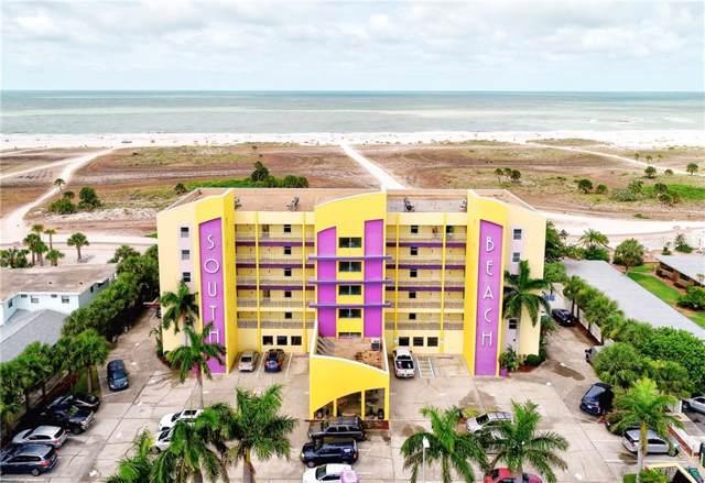 11360 Gulf Boulevard #306, Treasure Island, FL 33706 (MLS #T3205599) :: Lockhart & Walseth Team, Realtors