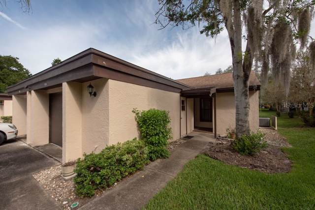 1306 Golfview Drive Unit 1306, Tarpon Springs, FL 34689 (MLS #T3205888) :: Keller Williams Realty Peace River Partners