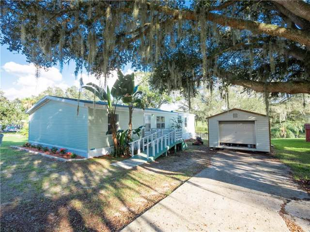 8907 Golden Gate Boulevard, Polk City, FL 33868 (MLS #T3206389) :: Florida Real Estate Sellers at Keller Williams Realty