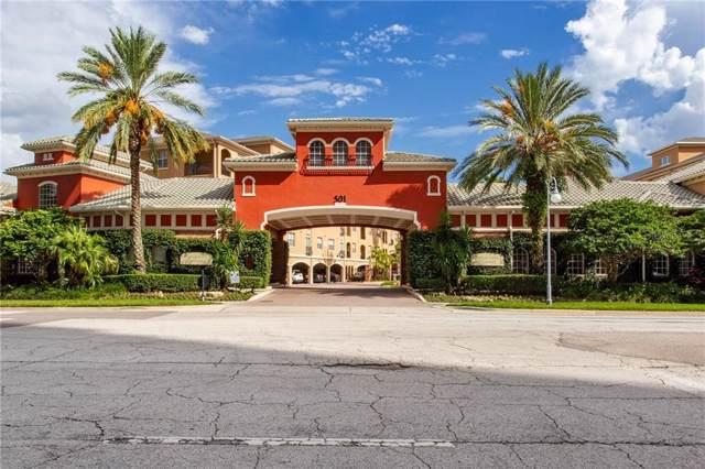 501 Knights Run Avenue #1301, Tampa, FL 33602 (MLS #T3206886) :: The Figueroa Team