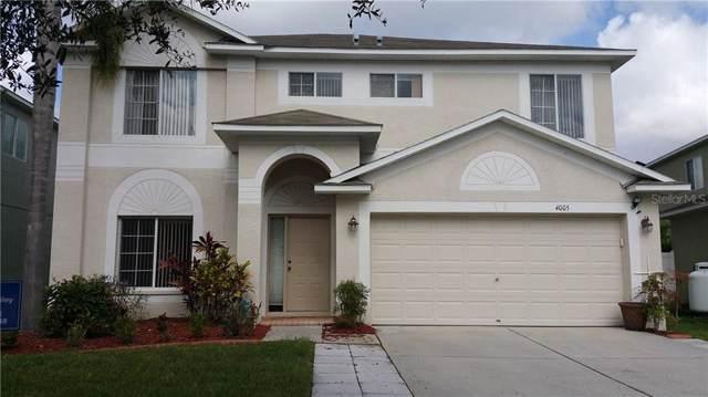 4005 Fishermans Cove Court, Lutz, FL 33558 (MLS #T3207725) :: Team Bohannon Keller Williams, Tampa Properties
