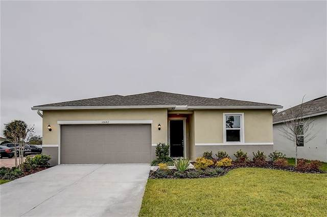 10642 Medford Lake Drive, Riverview, FL 33578 (MLS #T3209736) :: Griffin Group