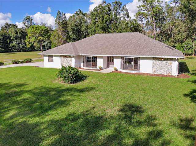 3623 Berger Road A, Lutz, FL 33548 (MLS #T3210684) :: Medway Realty
