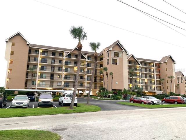 4620 Bay Boulevard #1123, Port Richey, FL 34668 (MLS #T3210854) :: Burwell Real Estate