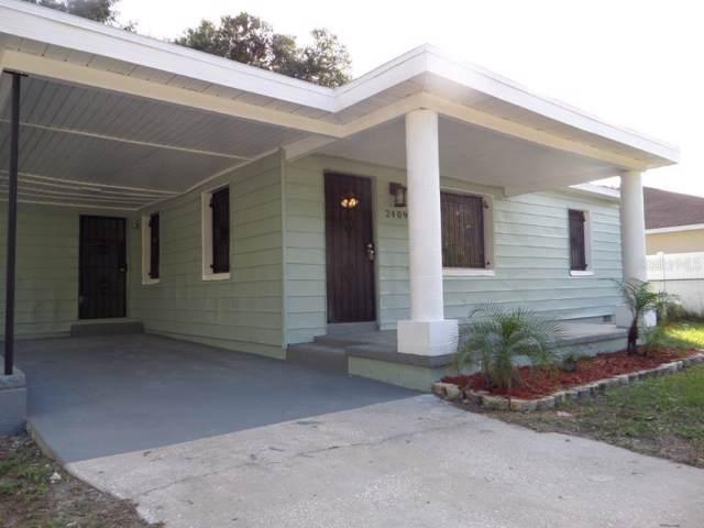 2409 E Ida Street, Tampa, FL 33610 (MLS #T3211068) :: Lock & Key Realty