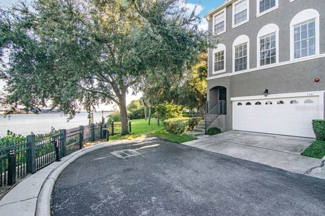1541 Pleasant Harbour Way, Tampa, FL 33602 (MLS #T3211909) :: The Duncan Duo Team