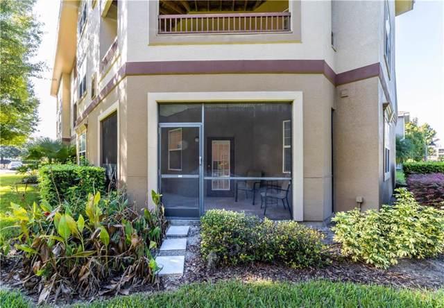 1640 Villa Capri Circle #108, Odessa, FL 33556 (MLS #T3212511) :: Team Bohannon Keller Williams, Tampa Properties