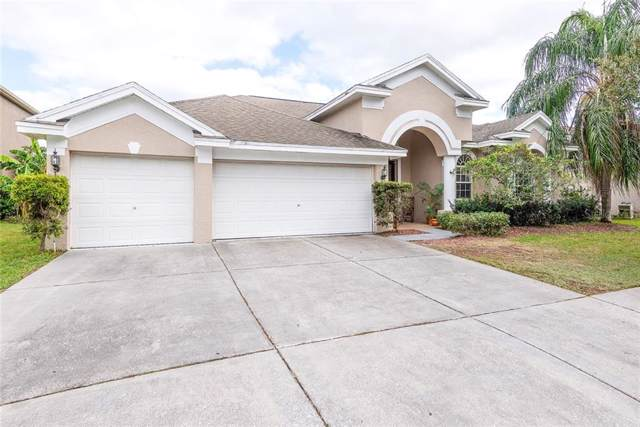 4332 Waterford Landing Drive, Lutz, FL 33558 (MLS #T3213179) :: The Duncan Duo Team