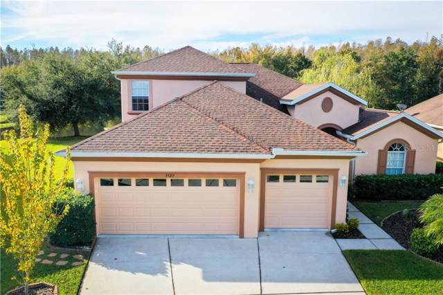 3527 Hickory Hammock Loop, Wesley Chapel, FL 33544 (MLS #T3213817) :: Bridge Realty Group
