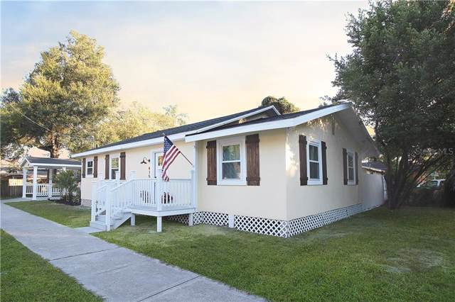 415 E Flora Street, Tampa, FL 33604 (MLS #T3213924) :: Carmena and Associates Realty Group