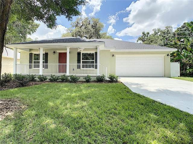 1609 Lakeview Avenue, Seffner, FL 33584 (MLS #T3213926) :: Team Pepka
