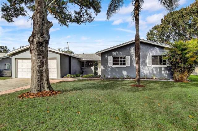 6741 13TH Avenue N, St Petersburg, FL 33710 (MLS #T3214373) :: GO Realty