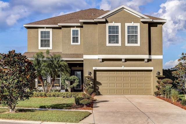 511 15TH Avenue NW, Ruskin, FL 33570 (MLS #T3215096) :: Armel Real Estate
