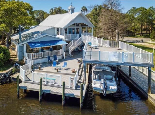 5475 S Island Drive, Homosassa, FL 34448 (MLS #T3218172) :: 54 Realty