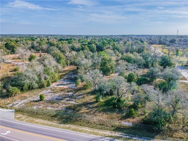 16130 Shady Hills Road, Spring Hill, FL 34610 (MLS #T3218511) :: Rabell Realty Group