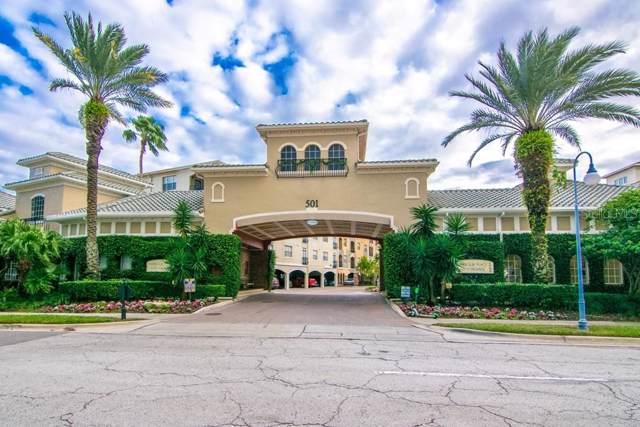 501 Knights Run Avenue #4108, Tampa, FL 33602 (MLS #T3219036) :: The Figueroa Team